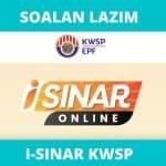 KWSP SOALAN I SINAR