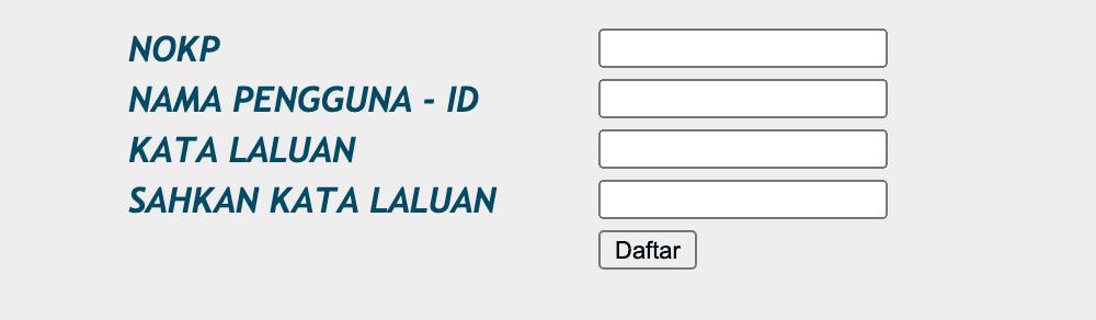 ID SAPS