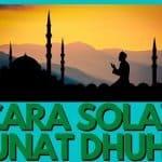 SOLAT DHUHA